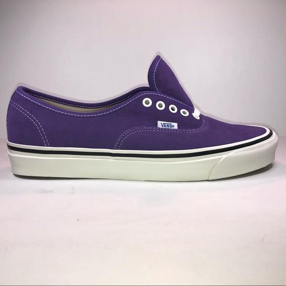 Vans Authentic 44 DX Anaheim Factory Suede Shoes 94aea57ec